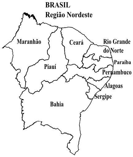 Aparador Wengue Y Plata ~ Brasil Mapas das regiões brasileiras para imprimir e colorir Regi u00e3o Sudeste, Regi u00e3o Norte