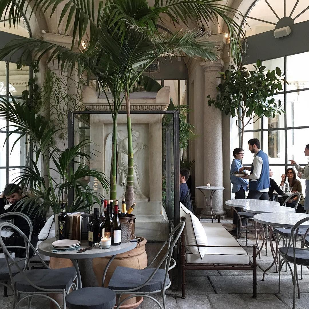 Lubar Milano Hotel Decor Cafe Design Cafe Interior