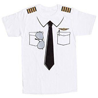 Robot Check Pilot Uniform Pilot Shirt T Shirt