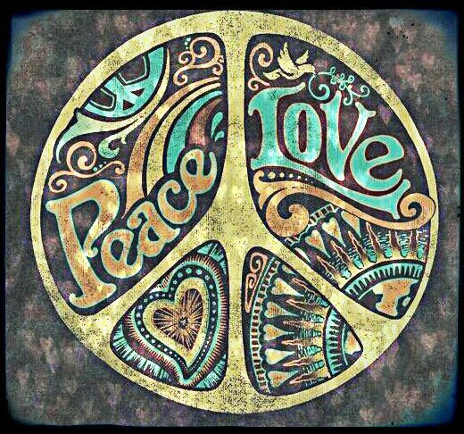 Pin By Tammie King On Peace Sign Art Hippie Art Peace Sign Art