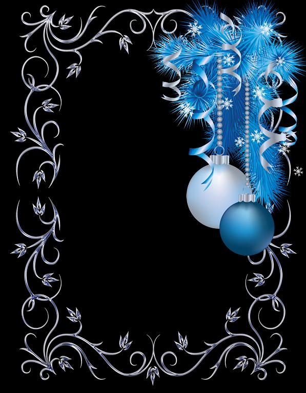 Tarjeta de navidad con foto m rgenes pinterest - Decorar con marcos de fotos ...