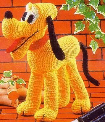 Free Crochet Patterns Disney : Free pattern!!! 5 Crochet & Amigurumi Corner - Community ...