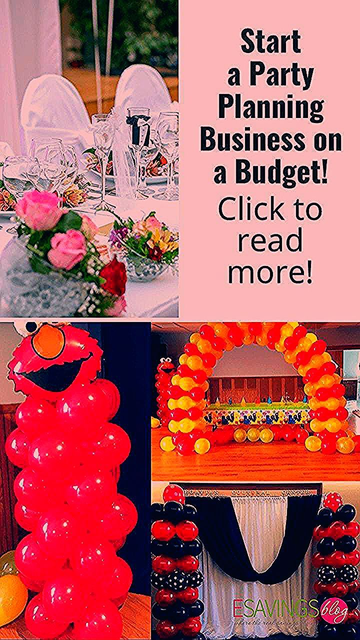 Party Planning Business _ Party Planning