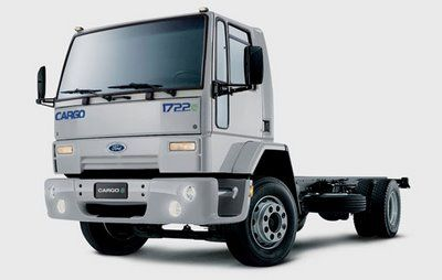 Ford Cargo 1722e Ford Pinterest Ford