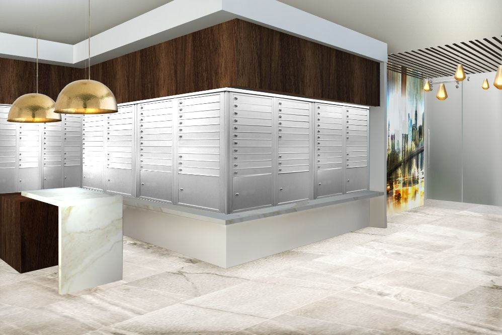 Multifamily Mailroom Google Search Project Ideas Pinterest Simple Mailroom Furniture Exterior