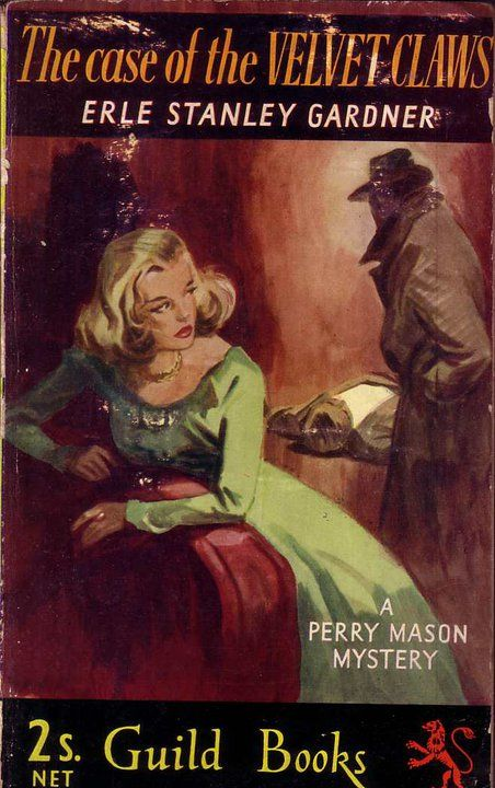 Perry Mason Libros The Case Of The Velvet Claws | Perry Mason Is Alive