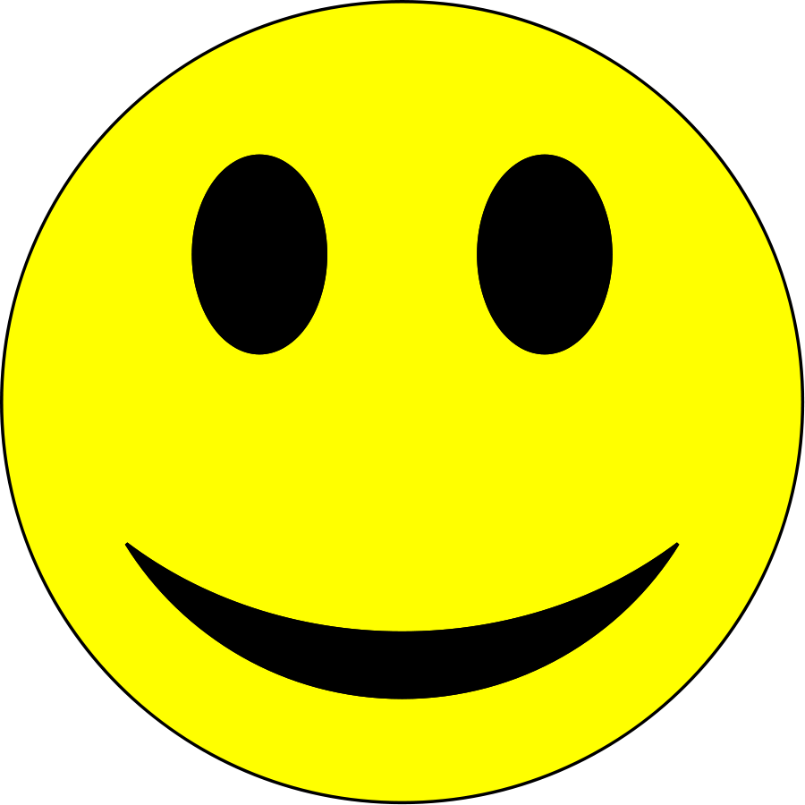 smiley clip art free large images clip art pinterest smiley rh pinterest co uk Smiley-Face Clip Art Emotions Excited Smiley Face Clip Art