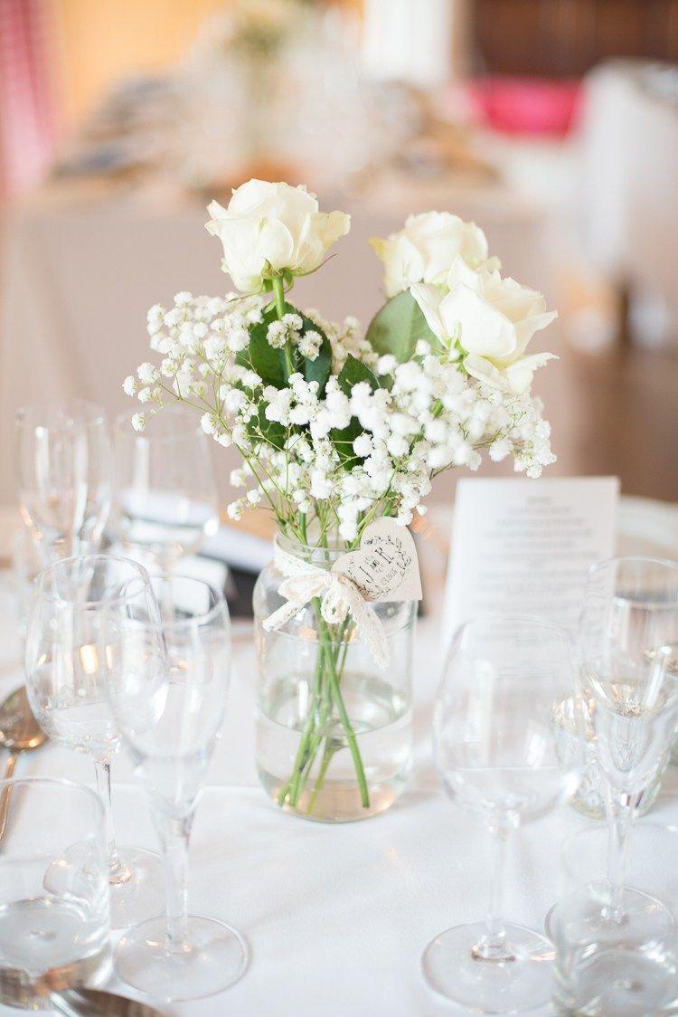 Country Glamour Black Tie Wedding | Black tie wedding, Jar ...