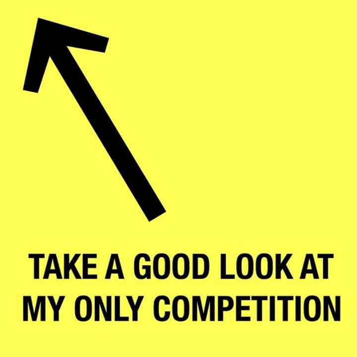 Only competition