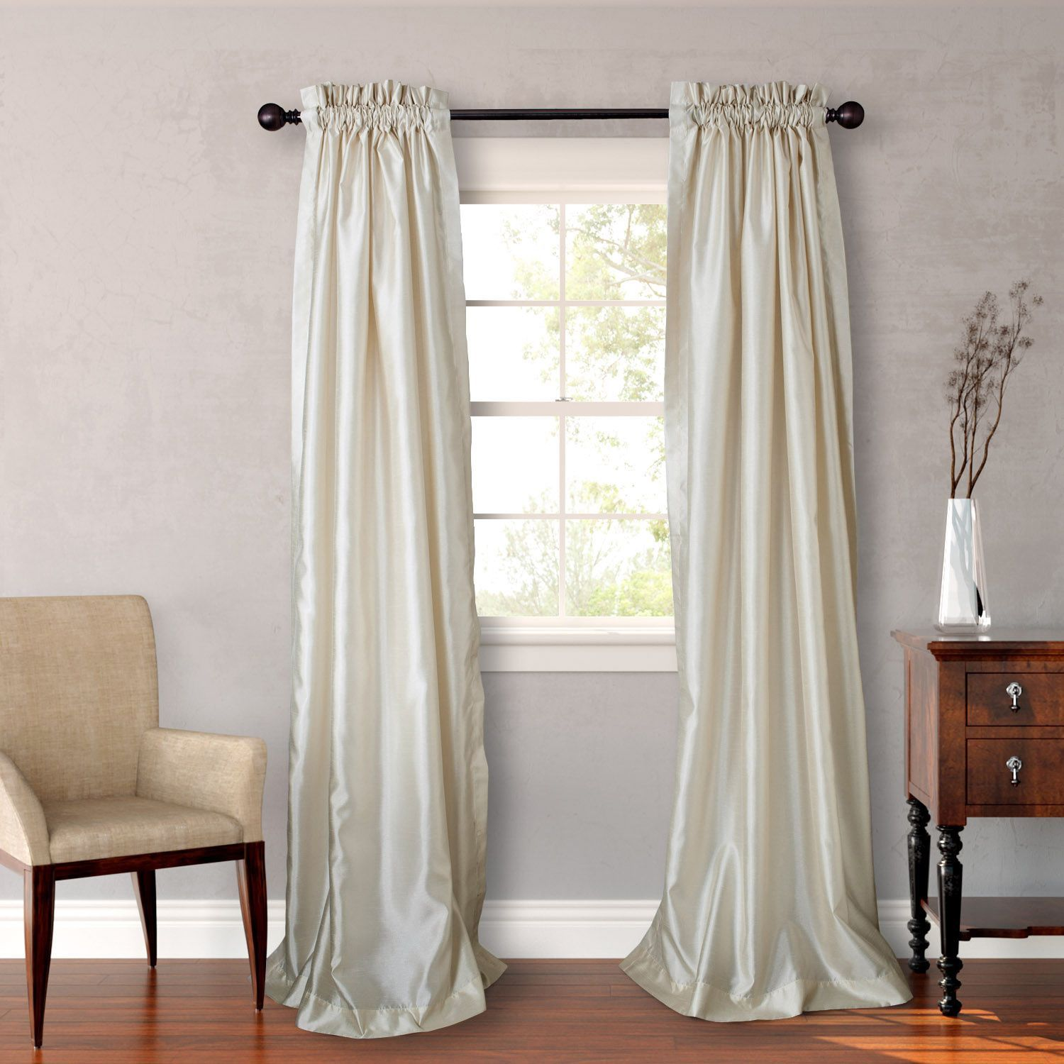 curtains velvet teal of grommet by faux concept custom stunning silk curtain blueommet full arcadia clematis customfaux header drapes eyelet lined images size dupioni w curtainsfaux canopy