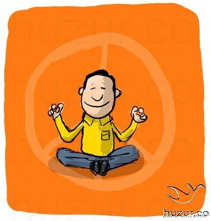 desenhos engraçados de yoga  easy yoga safe exercises