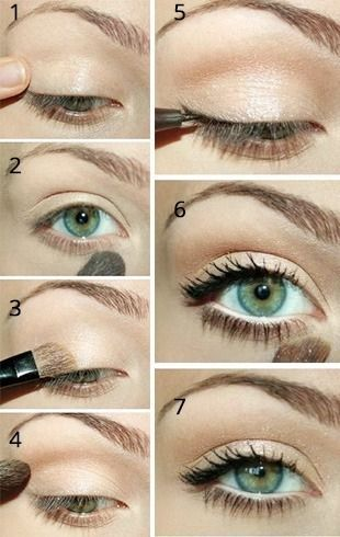 au naturale eye makeup tips for college going pyts  bat