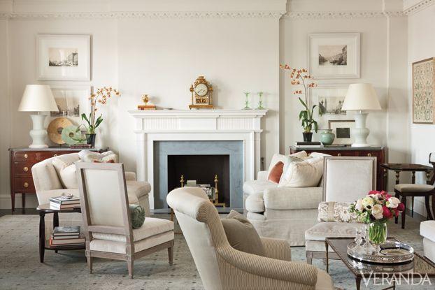 Well Lived Fifth Avenue Apartment Home Decor Living Room Designs Design