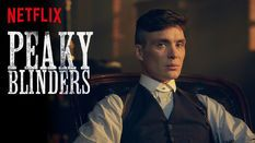 Peaky Blinders - monstrously great show.