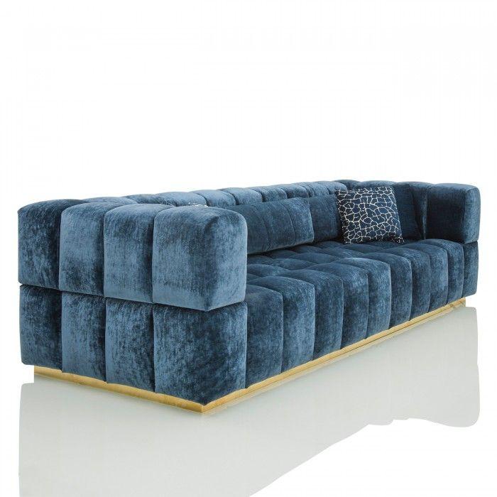 Unique Affordable Furniture: Carmé Canapé Sofa Emanuel Ungaro