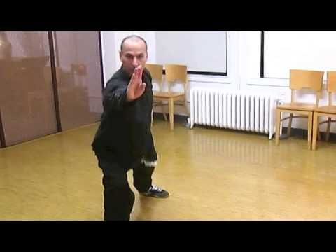 """jeet kuen eagle claw's """"quick fist"""" form  youtube"""