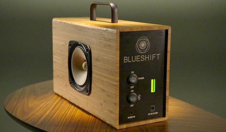 Blueshift Helium is the World's First Wireless