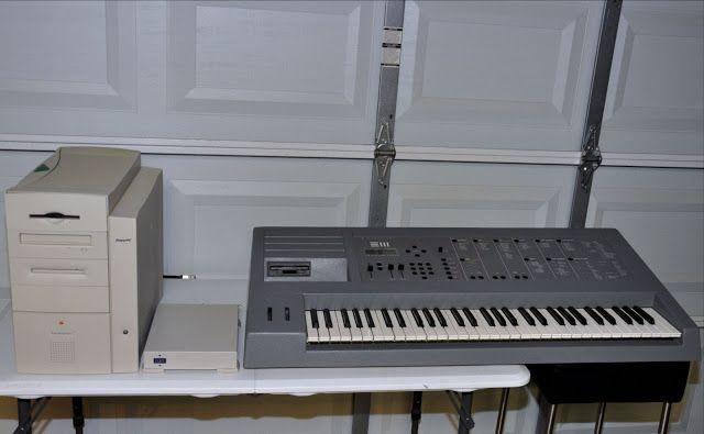 MATRIXSYNTH: EMU Emulator E III SN 0790256 | m u s i c