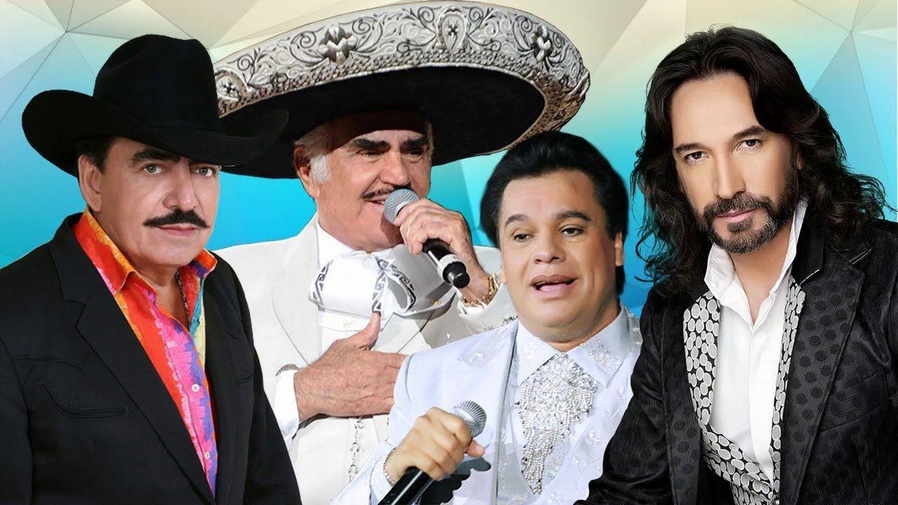 Joan Sebastian Marco Antonio Solís Vicente Fernández Juan Gabriel Exi Antonio Aguilar Canciones Canciones De Chayanne Mejores Canciones