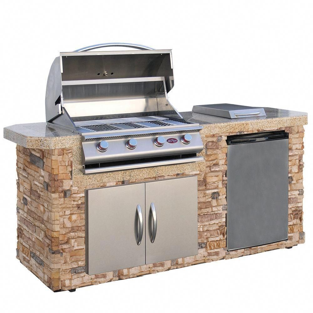 Visit Our Internet Site For Additional Relevant Information On Outdoor Kitchen Appliances Built Ins It Is An E Outdoor Kitchen Island Grill Island Cal Flame