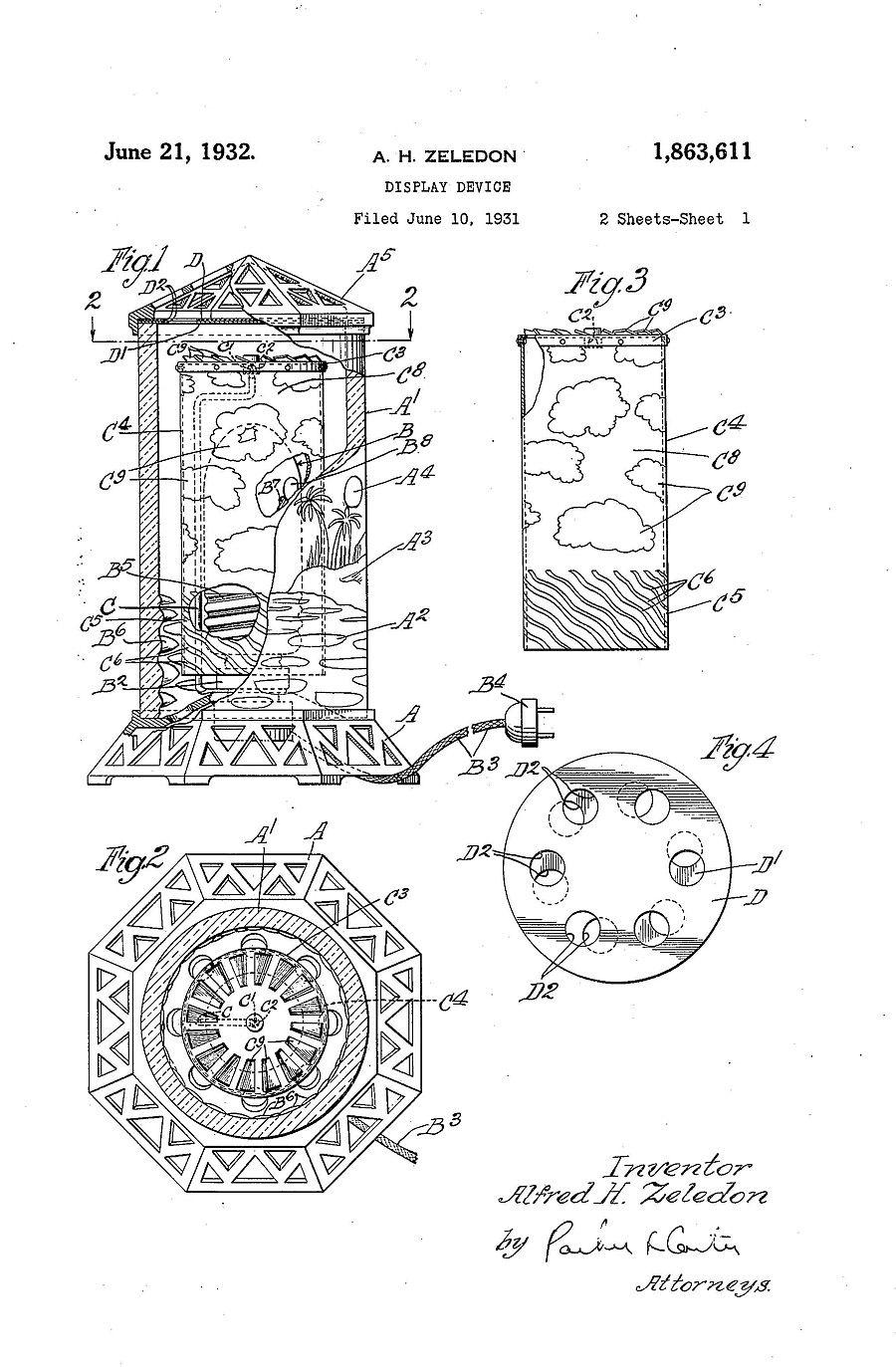 Insides Of A Motion Lamp Diy Lanterns Diy Lamp Lamp