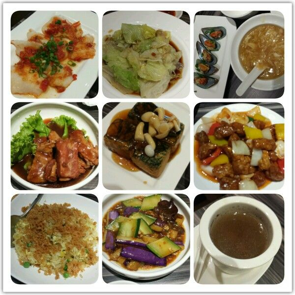 Ala carte buffet at Lao Beijing Orchard Central.