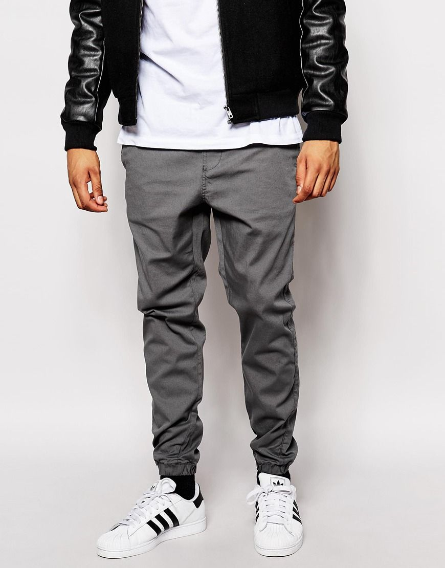 Image 1 of New Look Chino Jogger