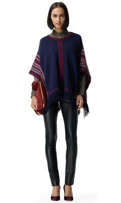 7343b2aa2a7a1 WANT- Tasha Legging - Club Monaco- half legging half leather ...