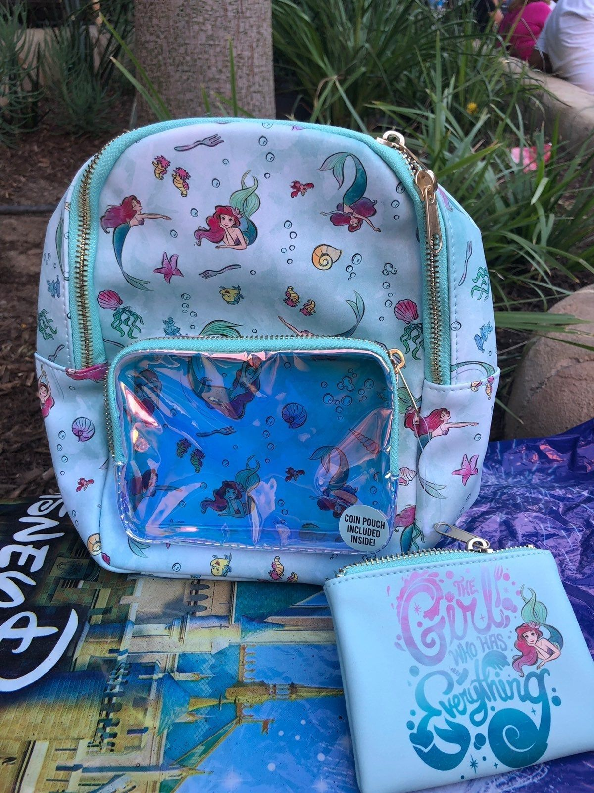 Brand New with Tag. Disney Little Mermaid Ariel Price is
