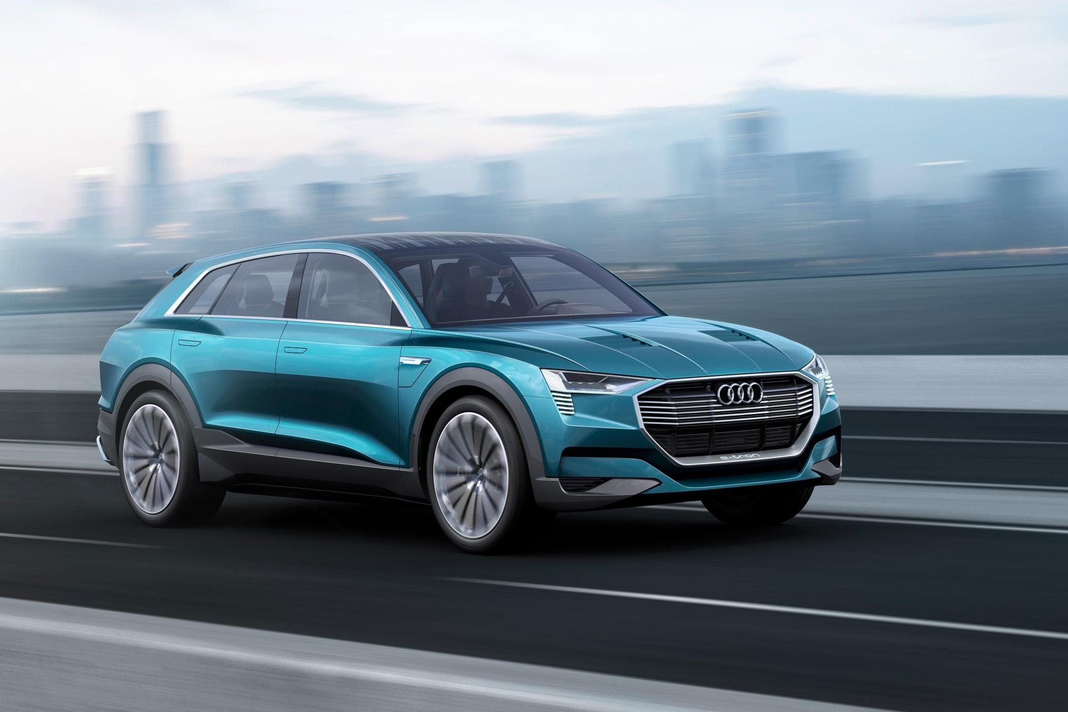 China Und Die E Autos Elektroauto Elektrofahrzeug Tesla Motors