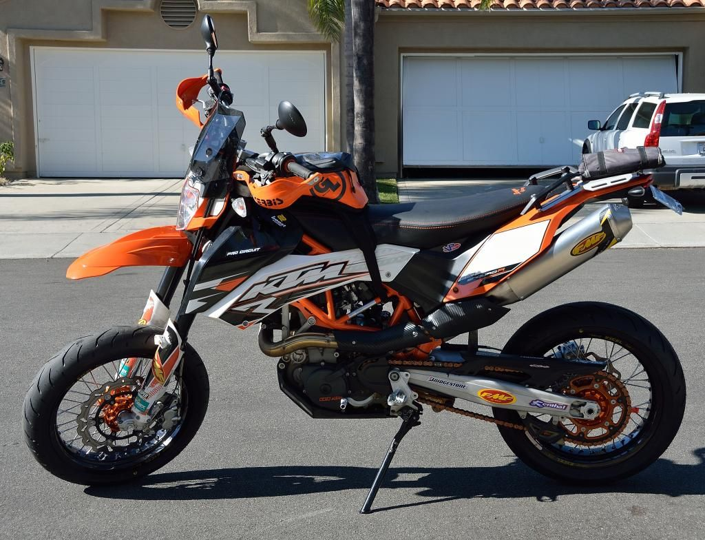 Supermoto ktm 690 stunt concept bikemotorcycletuned car tuning car - Ktm 690 Enduro Owners Show Off Your Bike Page 178 Advrider