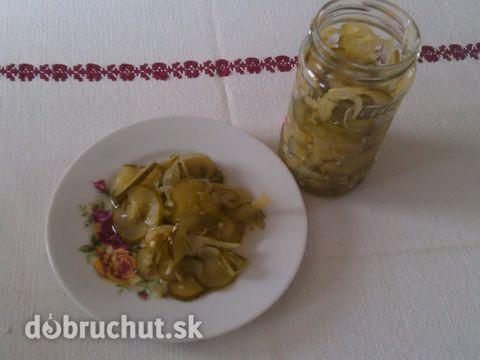 Uhorková čalamáda - Chutná príloha.