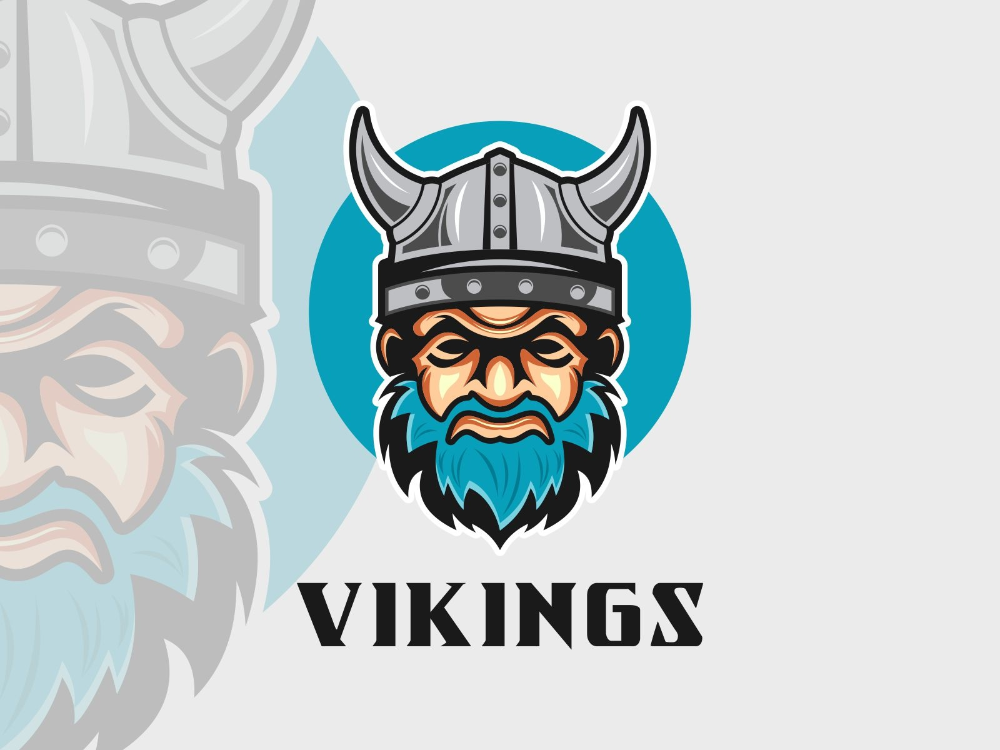 Viking Logo By Burhan 006 On Dribbble