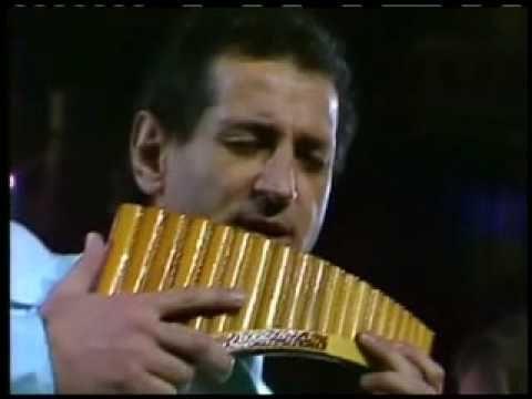 Gheorghe Zamfir Einsamer Hirte El Pastor Solitario Pan Flute American Indian Music Music Clips
