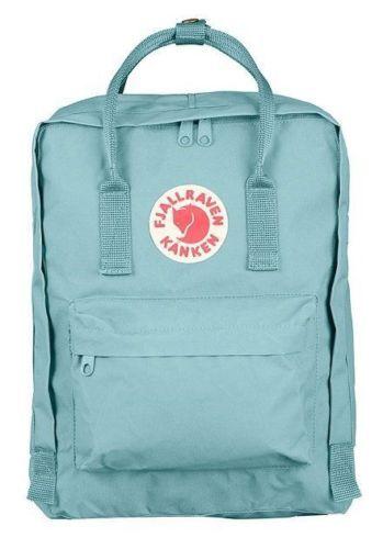 Fjallraven kanken backpack classic   fjall raven sweden   sky blue ... 2f4a687ce1b
