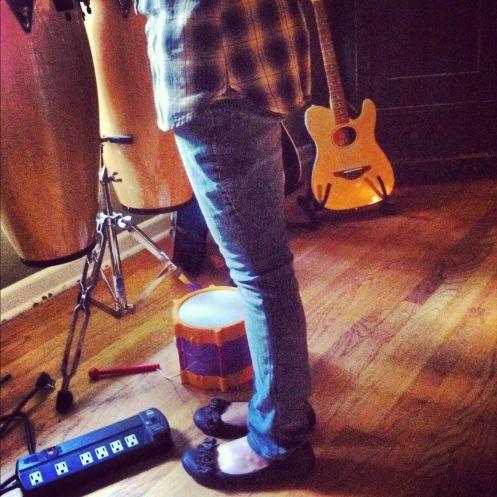 DIY: Regular jeans to skinny jeans
