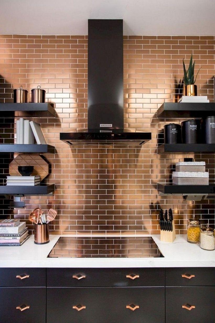 44 Awesome Kitchen Backsplash Tile Ideas Homelizm Com Design Creative Diy