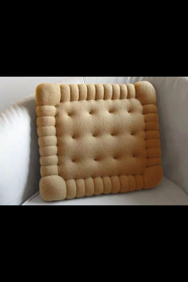 Pillow cookie