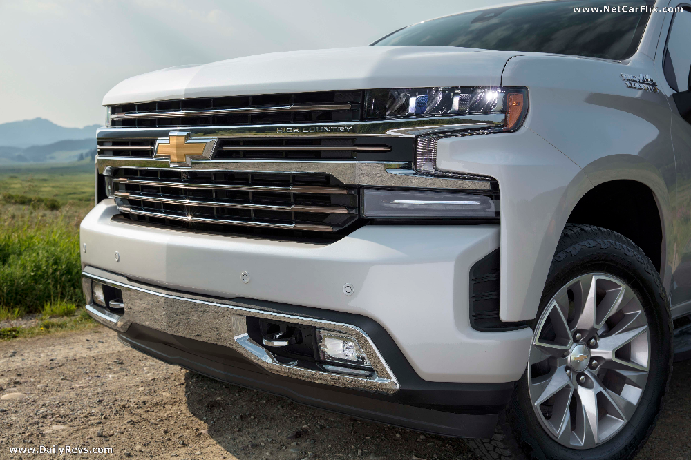2019 Chevrolet Silverado Hq Pictures Specs Information And