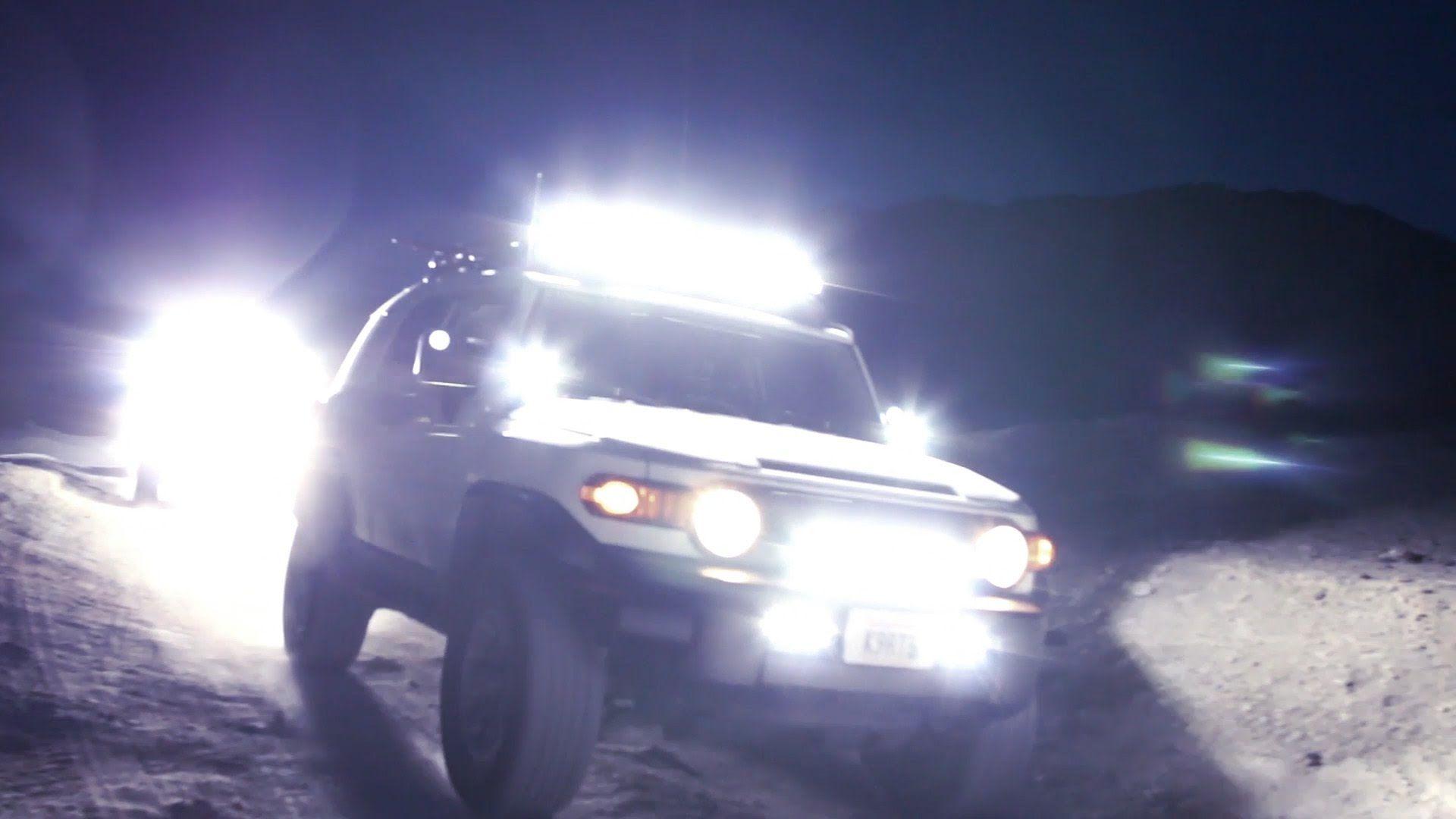 Off Road LED Light Bars - LAMPHUS ® Maverix ™ The Journey of Light ...