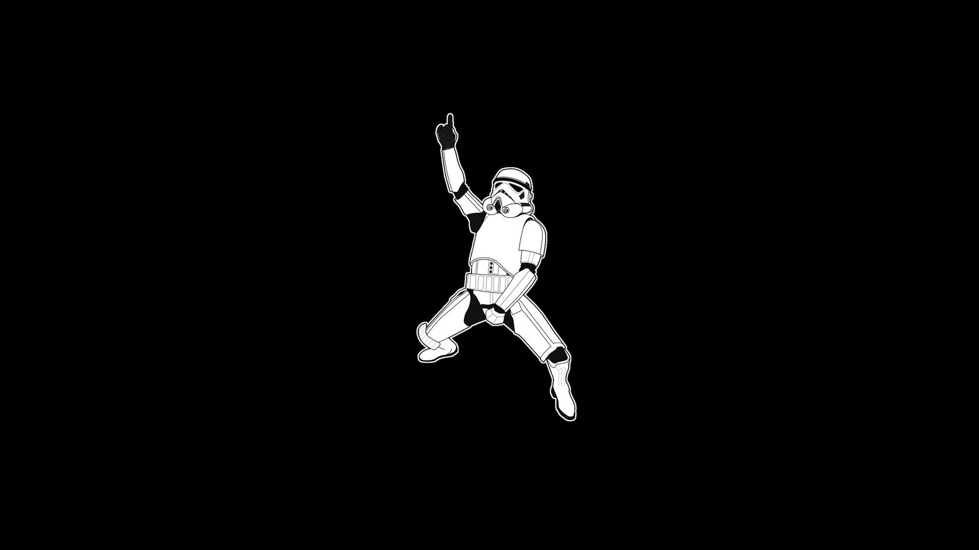Stormtrooper [1920x1080] Need iPhone 6S Plus Wallpaper