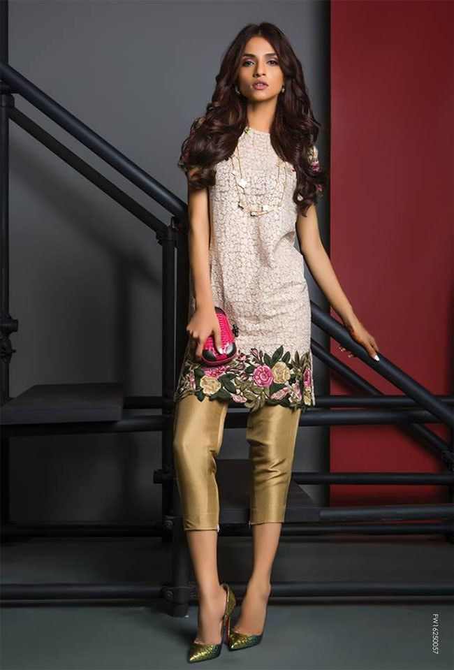 Sana Safinaz Ready to Wear Fall Winter 2016 Collection | Eastern ...