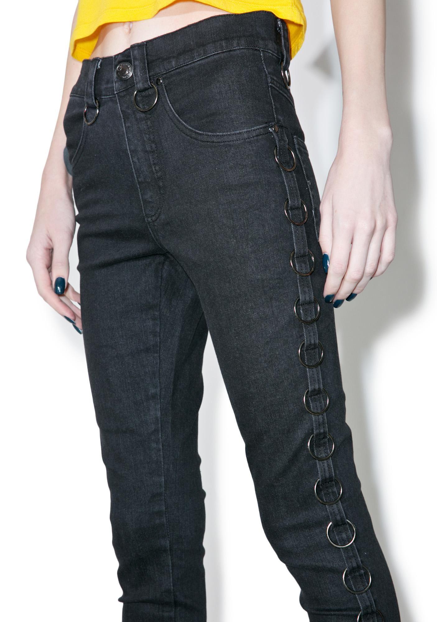 Disturbia joan ring jeans fashion pinterest streetwear