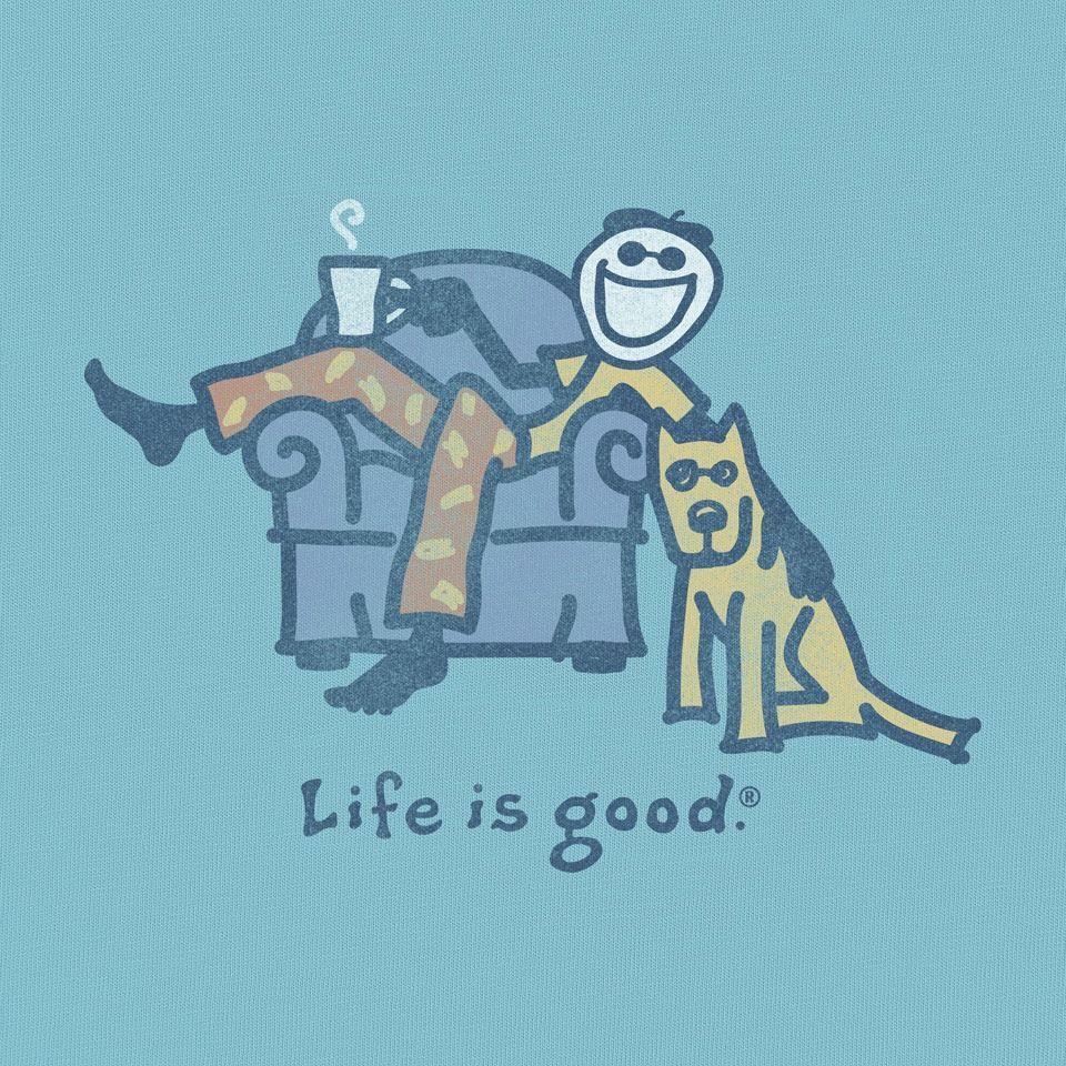 Life Is Good / Coffee Art / Coffee Shop Stuff