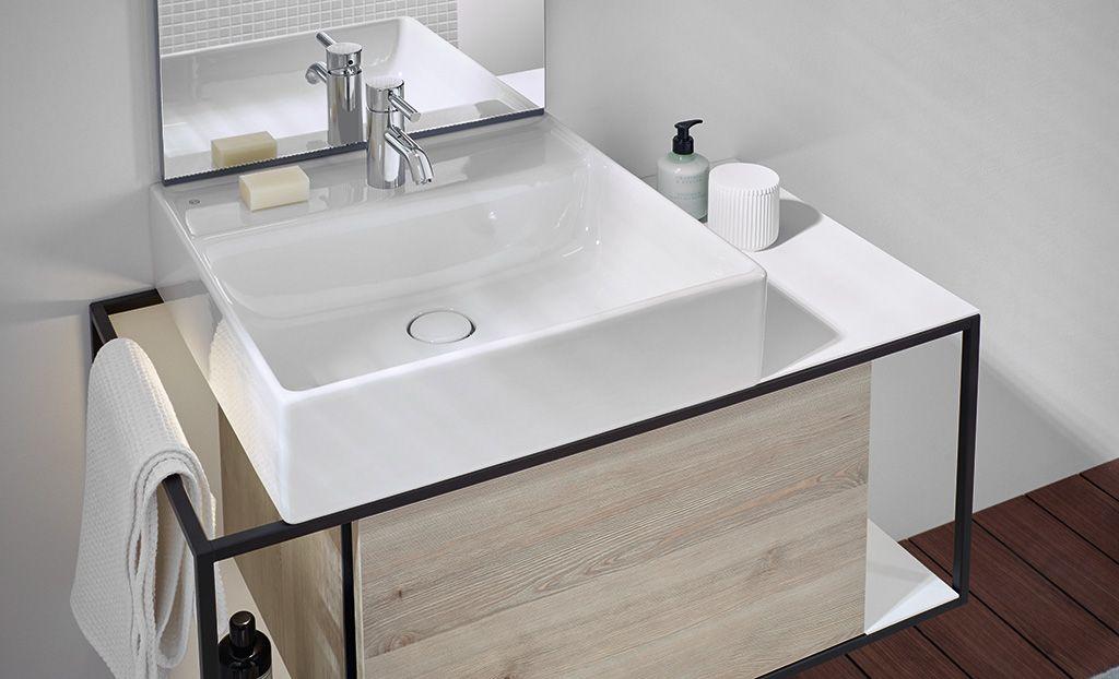 Meubles de salle de bain Série Junit Burgbad