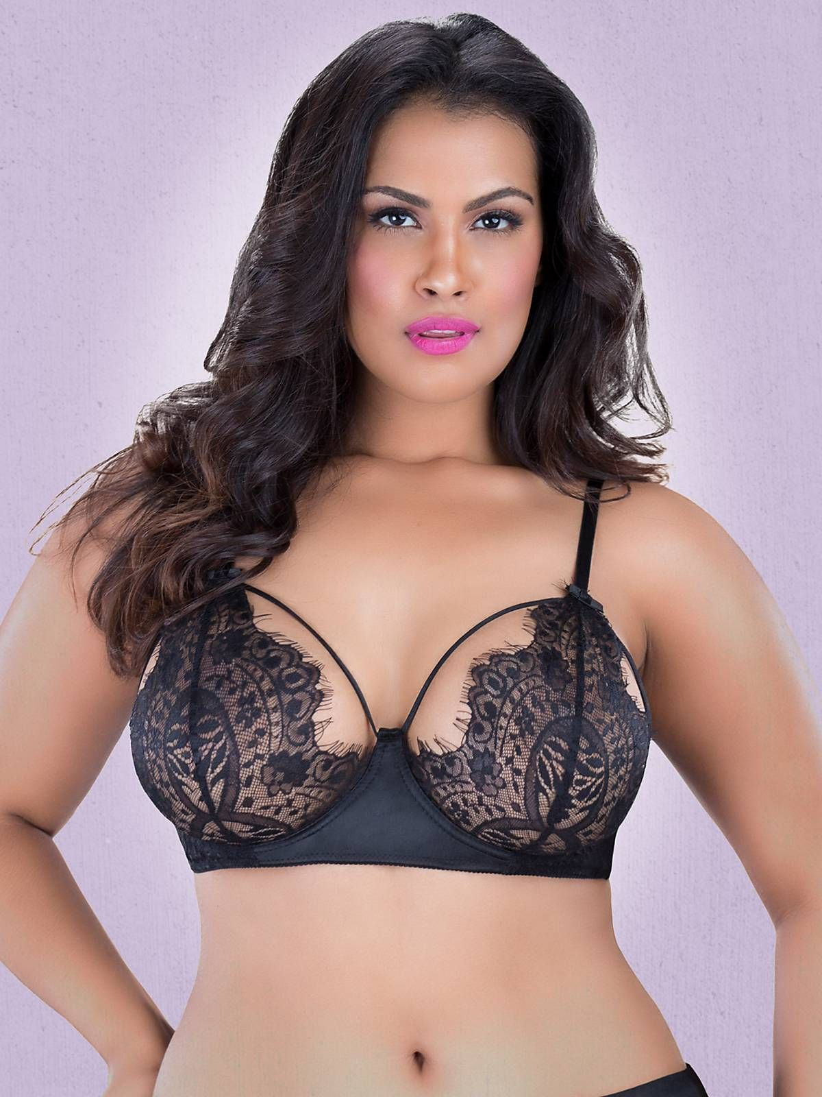 Eyelash Bra   Sexy Plus Size Cami & Bra Sets & Lingerie   fashion ...