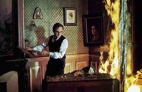 LA CHAMBRE VERTE | François Truffaut | Pinterest | Cinema and Movie