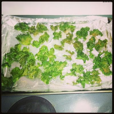 New Cake Recipes: KALE CHIPS RECIPE
