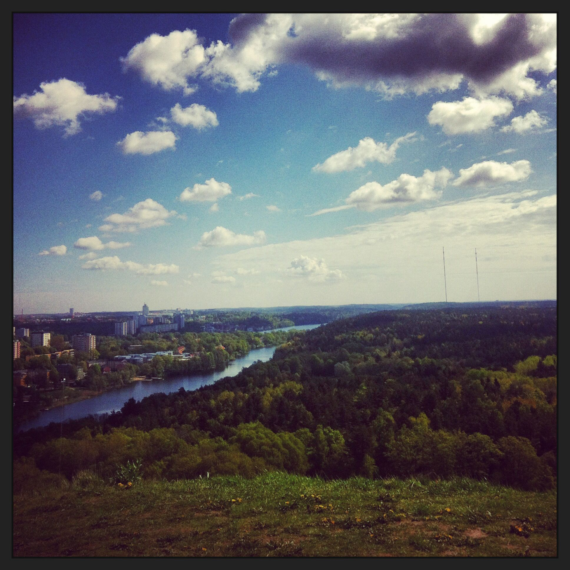On top of the Stockholmian world