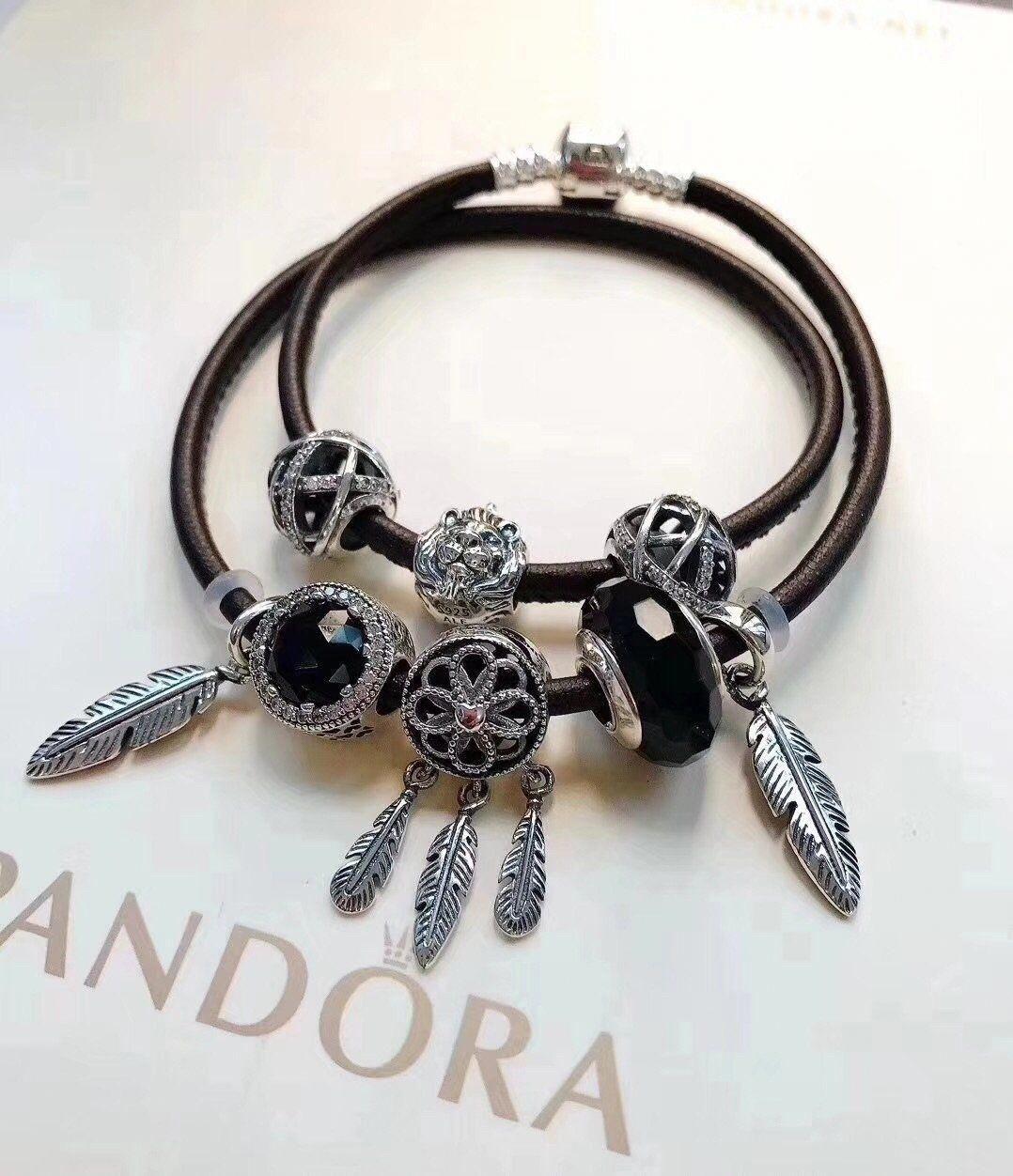 bijou pandora pour homme